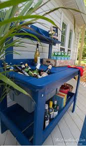 Inexpensive Potting Bench by Best 25 Potting Bench Bar Ideas On Pinterest Patio Bar Beach