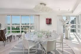 the decoration of marble kitchen table interior design ideas and