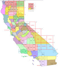 San Diego State University Map by California Map