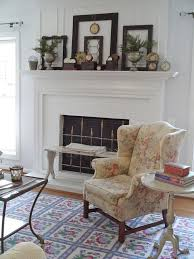 Shabby Chic Fireplace Mantels by 26 Best Fireplaces Images On Pinterest Fireplace Surrounds