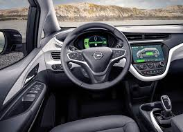 opel karl interior 2018 opel ampera e interior smart features new suv price new