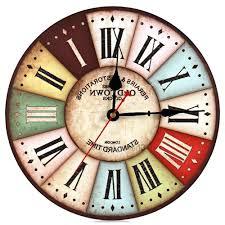 Funky Wall Clocks 100 Large Funky Wall Clocks Best 25 Rustic Outdoor Clocks