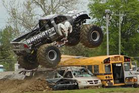 what happened to bigfoot monster truck keeping a monster safe a look at how the mtra ensures a safe event