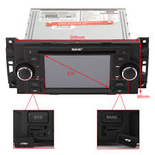android 4 4 autoradio gps navigation dvd for chrysler 300c