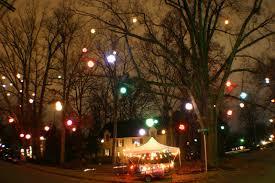 Christmas Light Balls For Trees by Lighted Christmas Balls 2014 12