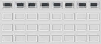 doors done right u2013 garage doors and openers u2013 16 ft raised panel