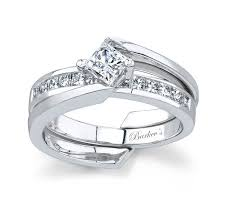 interlocking engagement ring wedding band the 25 best interlocking wedding rings ideas on