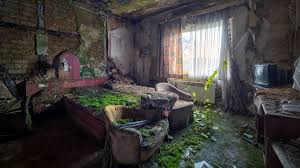 Bedroom Band Other Letting Nature Back Bedroom Man Ruin Abandoned Moss Ruins