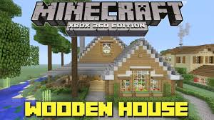 minecraft xbox 360 cool wooden house lake cottage house tours