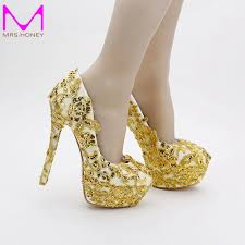 gold bridesmaid shoes get cheap bridesmaid dresses glitter gold aliexpress