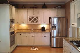 painting wood kitchen cabinets cabinets nashville tn before and after photos