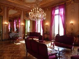 decoration de montagne file fr grenoble hôtel des troupes de montagne grand salon rose 2