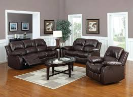 Leather Sofa Loveseat 2 Brown Bonded Leather Sofa Recliner Set And Loveseat Kuto4ok Info