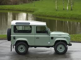 new land rover defender coming by 2015 2015 land rover defender 90 heritage station wagon grasmere green