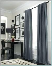 Black And Grey Bedroom Curtains Decorating Curtains For Gray Walls Teawing Co