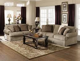 Beige Sofa Living Room by Bedroom Cozy Beige Sofa With Ethan Allen Furniture And Dark