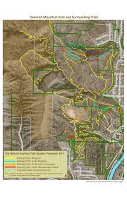 Blm Maps New Mexico by Horse Gulch Blog Proposed Trail Closures On City Lands
