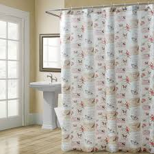 bathroom croscill shower curtains charcoal grey shower curtain