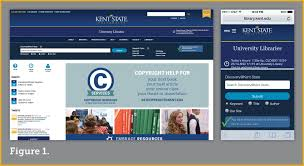 Map Of Kent State University by University Libraries Debuts New Web Site Kent State University