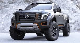 nissan trucks cummins 2016 nissan titan warrior concept conceptcarz com