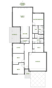 green home floor plans byron new home design energy efficient