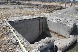 underground shelter designs underground vaults bomb shelters delay soccer stadium opening