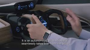transition from manual driving to self driving from nissan u0027s ids