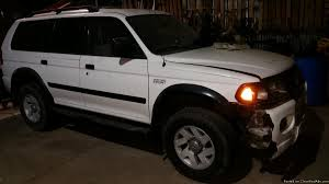 mitsubishi montero sport 2003 mitsubishi montero in texas for sale used cars on buysellsearch