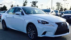 2016 lexus is sedan gets 2016 lexus is200t f sport full review start up exhaust youtube
