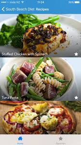 south beach diet recipes u0026 meal planner on the app store