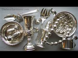 silver items how to clean silver items at home easily health beauty tips
