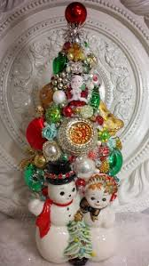 343 best vintage christmas ornaments and decorations images on
