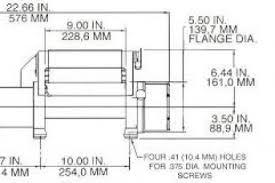 t max 9500 winch wiring diagram wiring diagram