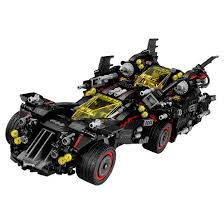 lego batman movie ultimate batmobile 70917 target