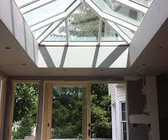 skylight u0026 kitchen renovation in medfield ma sunspace design