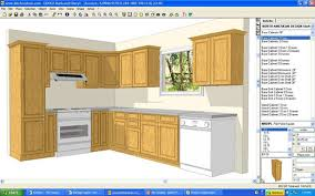 Kitchen Cabinets Design Tool Brilliant Free Kitchen Cabinets Design Software Casanovainterior