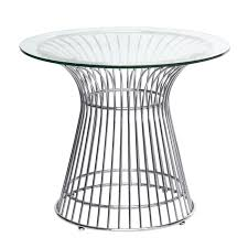 Wire Side Table Mod Imports Wire Side Table