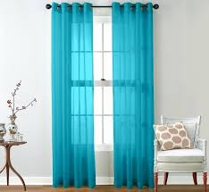 Turquoise Sheer Curtains Turquoise Chevron Sheer Curtains Black Sheer Curtains Turquoise