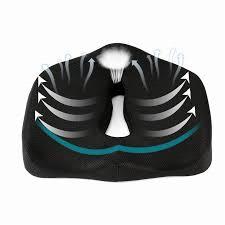 Back Pain Chair Cushion Orthopedic Memory Foam Seat Cushion For Chair Car Office Home