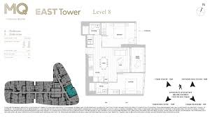 Absolute Towers Floor Plans by Apartment 804 East Tower Docklands Vic Property