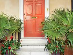 6 ways to add instant color to your front door southern living