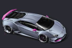 Lamborghini Huracan Wide Body - another huracan with lb performance kit