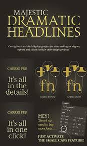 Seeking Font Carrig Pro 12 Serif Fonts Serif Fonts Creative Market