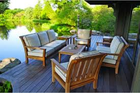 Solid Wood Patio Furniture Teak Wood Ipé Wood Patio Furniture - Wood patio furniture