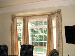 Magnetic Curtain Rods Home Depot Curved Window Curtain Rods Home Depot