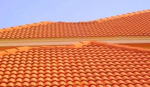 Roof Tile Colors Roof Appealing Brown House Entrance Door And Black Roof Tile