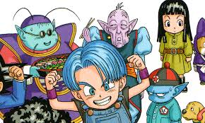 why are bulma and trunks u0027 hair colors so inconsistent dbz