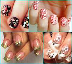 diy floral nail art designs and tutorials indian beauty tips