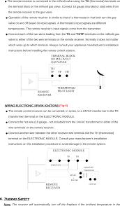 z60 fireplace remote control system user manual z60 manual v1