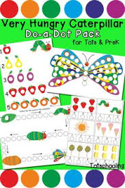 free hungry caterpillar days of the week this free printable
